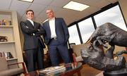 Demetri Patikas, Duncan-Williams' executive vice president and head of the firm's private client group, and company CEO Duncan Williams