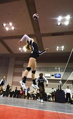 Organizers negotiating more space for 2014 edition of city's MLK Volleyball Invitational