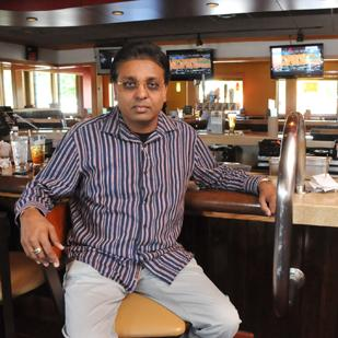 Andy Patel owns and operates five Applebee's franchises in the Memphis market and is looking to add 10 more in his 70-county territory.