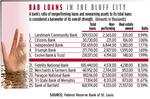 Banks continue march out of bad-loan numbers