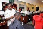 Hardaway takes shot at barbering