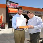 Franchisees have serious sweet tooth