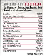 Electrolux feeding economy