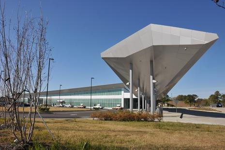 Greyhound will transport more than 500,000 riders annually from the new Airways Transit Center near Memphis International Airport.