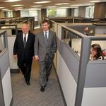 Evolve Bank & Trust counting on higher visibility with new lease at Triad