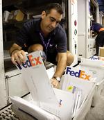 FedEx offers specific delivery times, for a fee