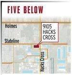 Retailer Five Below inks logistics space