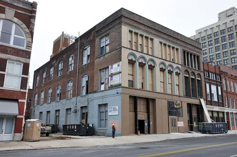 Distributors Holdings Corp. filed a $1.8 million building permit for tenant build-out at its building at 60 S. Front.