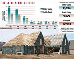 Homebuilding numbers going up