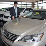 Japan disasters may reduce new car inventories