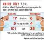 Hospital systems in battle for physicians