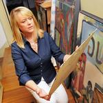 Training paved way for Holland-Beickert's career as art appraiser