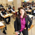 Teach for America propelled Elizabeth Simpson to start Grizzlies Prep