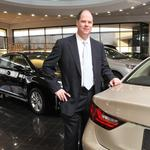 Gary York drives service at Lexus of Memphis