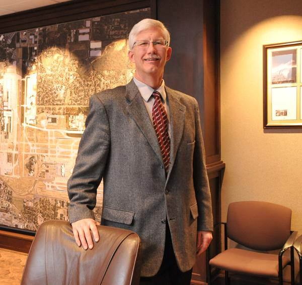 Incoming Airport Authority president and CEO Scott Brockman shares his plans for the Memphis Airport.