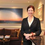Wanda Shea building family law practice    after getting later start on career