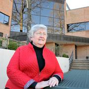 Mayor Sharon Goldsworthy of Germantown, which has eight school buildings in its district