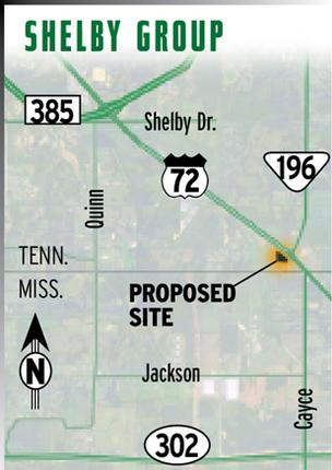 Shelby Group eyes Fayette site