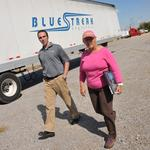 <strong>Rivalto</strong> careful to grow Blue Streak Logistics  until trucking industry finds grip on economy