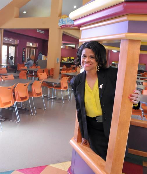 Caron Byrd, executive director of the Ronald McDonald House, says the facility saw a 40 percent increase in the number of St. Jude families staying there in 2012.