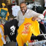 Entrepreneur who learned in college how to do business expands to custom-made clothing