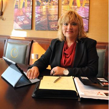 Debra Disney has endured big challenges with Flaming Phoenix MD, but earning new government contracts has the logistics company taking off 'in huge proportions.'