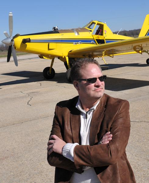 Rex Lester, president of Lesco Aviation, sees a shrinking pool of players in the agricultural aviation business and is working on succession plans for his company.