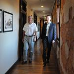 Historic property becomes executive suites