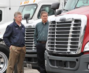 TAG Truck Enterprises partners Gary Dodson and Tommy Earl have purchased Duckett Truck dealerships, expanding their market reach into Missouri and Kentucky.