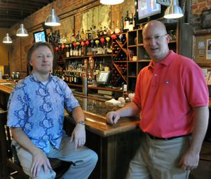John Littlefield and Bert Smythe are owners of McEwen's, a Downtown restaurant. They're enlisting service industry veterans to help open two new locations.
