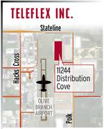 Teleflex opening in Olive Branch