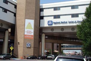 Employees at The Regional Medical Center at Memphis participate in the annual Med Pride campaign, which this year expects to raise $120,000.