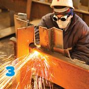 Momentum in manufacturing sector