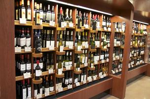 Grocery and convenience stores would be allowed to sell wine, liquor and full-strength beer under a bill being considered by a Kansas House committee.