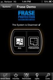 Frase Protection bought a ready-made app that was adapted for its customers.