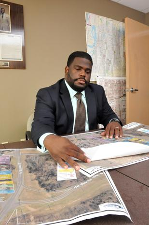 Darrell Cobbins eyes growth for his real estate firm.