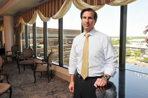 Edward Fritsch, CEO of Highwoods Properties, says Memphis has become a key market for the REIT since it acquired Crocker Realty Trust's portfolio in 1996.