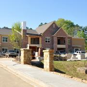 The senior living community will open in October.
