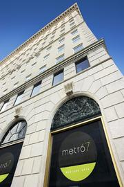 Hnedak Bobo was involved in design project for  Metro 67 apartments Downtown.