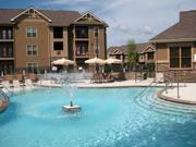 A recent design project for Renaissance Group includes Meadow Woods Apartments, located in Clarksville, Tenn.