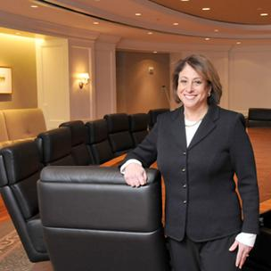 Sharon Ryan, International Paper's general counsel, oversees a team of 151 attorneys and legal professionals.