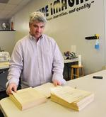 No job too big or small at Empire Imaging, which still sees 60% of business in paper