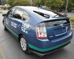 metro cab going green with hybrid fleet