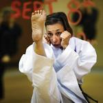 Tennessee justice offers karate courses