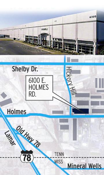 Map Of Tjx Distribution Center In Canada TJX to seek PILOT for distribution center   Memphis Business Journal