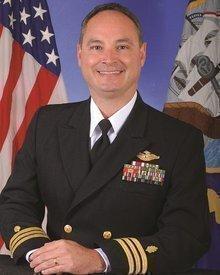 Cmdr. Michael Service