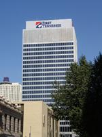 First Horizon, parent company of First Tennessee Bank, is the 42nd largest bank in the U.S., according to SNL Financial's latest ranking.