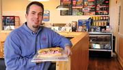 No. 2 Lenny's Sub Shop  In this photo: Brent Alvord, Lenny's president