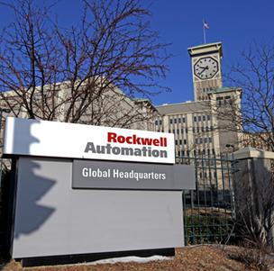 Rockwell Automation Inc. has its headquarters on Milwaukee's south side.