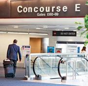 General Mitchell International Airport officials have proposed to close Concourse E as a result of declining traffic.